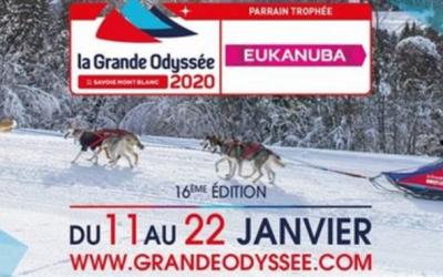 Partenariat Eukanuba – Grande Odysée 2020