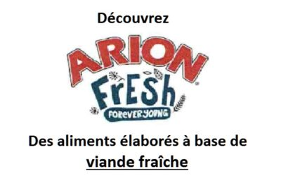 Nouvelle gamme Arion !